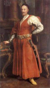 Польський портрет епохи бароко, т.з. «Сарматський портрет»