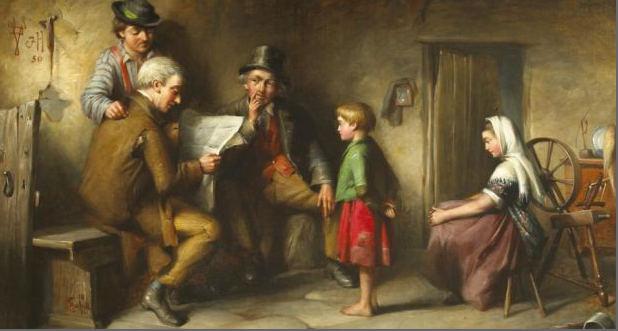 Зірковий час ірландської – мови меншин