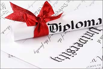 Translation of diploma in Kiev