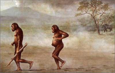 Речь ранних людей, живших два миллиона лет назад