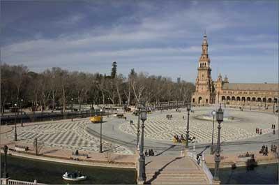 Фото іспанської площі