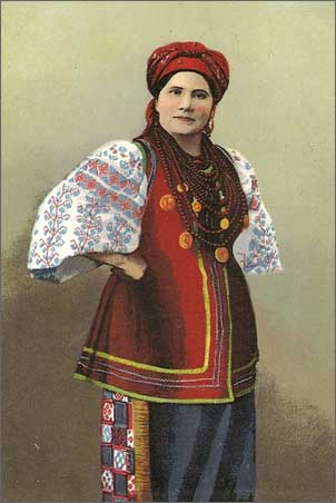 Picture of a Ukrainian translator