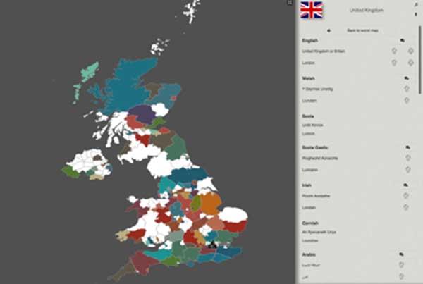картинка интерфейс сайта Localingual
